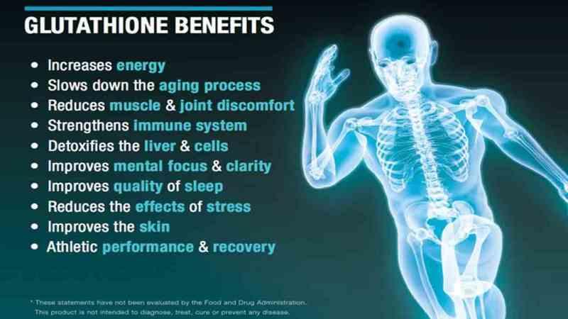 manfaat glutahion untuk tubuh