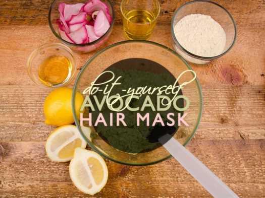 tips masker rambut alami bagus untuk mengatasi rambut rontok