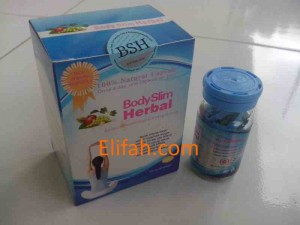 Body slim herbal obat pelangsing alami