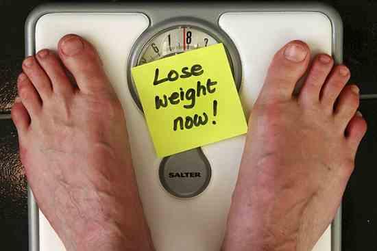 ilustrasi gagal menurunkan berat badan
