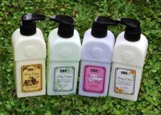 gambar sammy lotion 4 varian aroma
