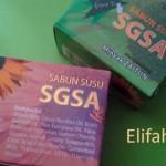 sabun sgsa cocok untuk wajah berjerawat pria dan wanita