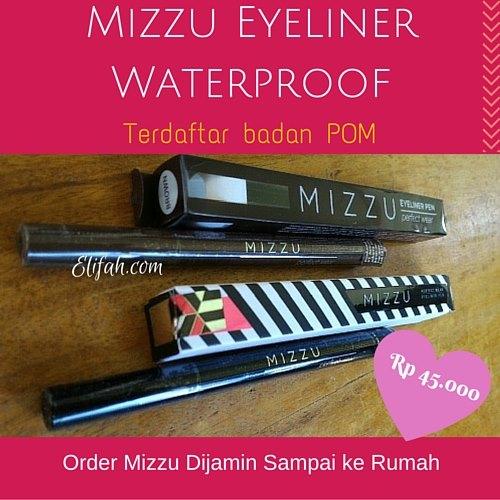 Mizzu eyeliner spidol asli dan waterproof2