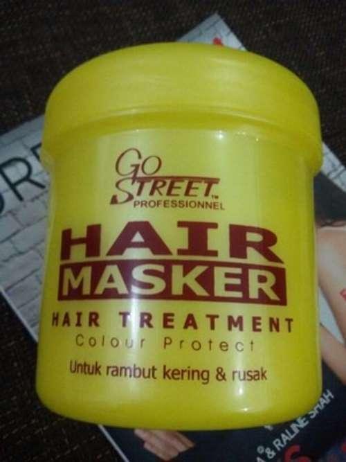masker rambut dari bahan pisang untuk mengatasi rambut kasar