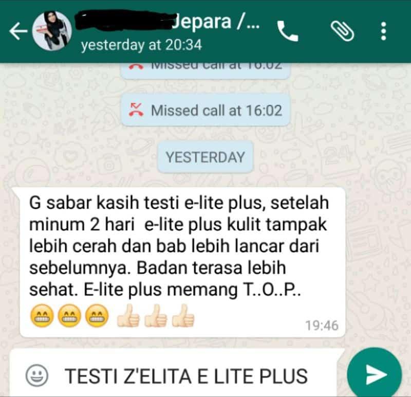 testimoni-zelita-e-lite-plus-mencerahkan-kulit