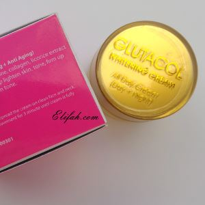 glutacol whitening cream all day