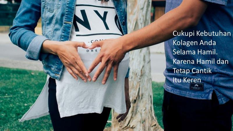 minuman collagen untuk ibu hamil bisa mendatangkan banyak manfaat